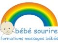 Formation en massages de bébés pour professionnels de santé.